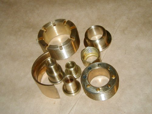 Производство бронзовых втулок/заготовок/плит.