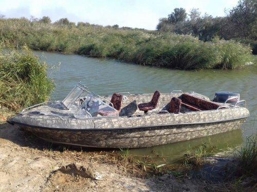 Лодка Касатка 520 от AkuaBoat (АкваБот)