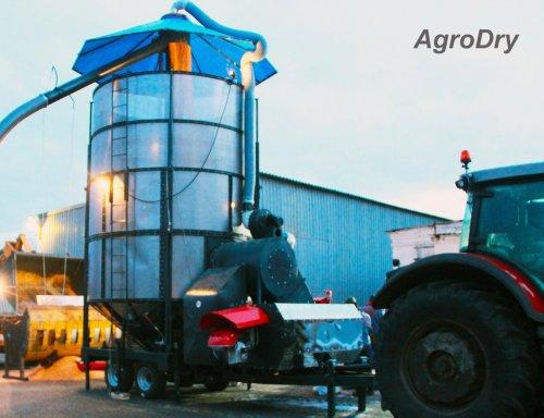 Зерносушилки AgroDry AD-10